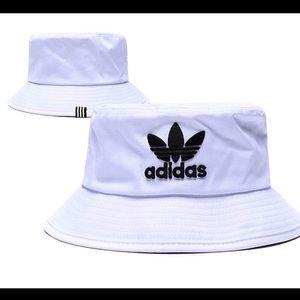 Adidas Bucket Fisherman Hat White NWOT